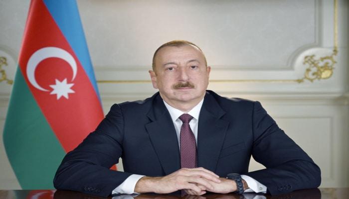 Президент Ильхам Алиев наградил Шамиля Айрыма орденом «Достлуг»