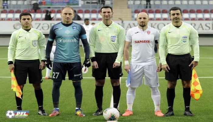 В Азербайджане арбитры будут выходить на поле в медицинских масках
