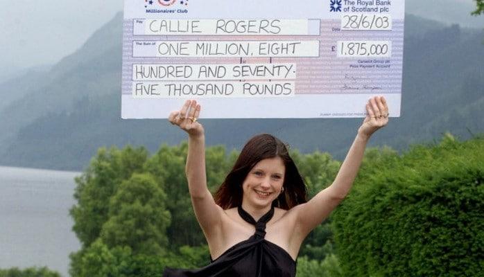16 il əvvəl lotereyada milyonlar udan məktəbli qız indi necə yaşayır...