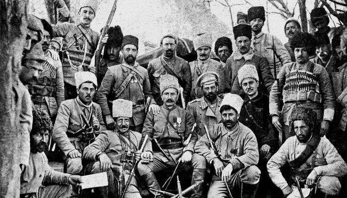 Andronikin quldur dəstəsi Sisyanın 31 kəndini dağıdıb