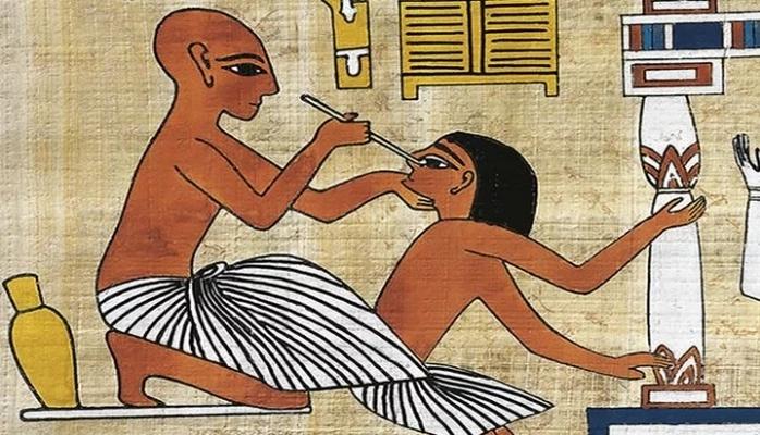 Cüzam (lepra) İlk xəstəlik