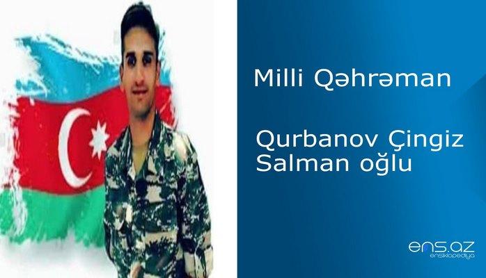 Çingiz Qurbanov Salman oğlu