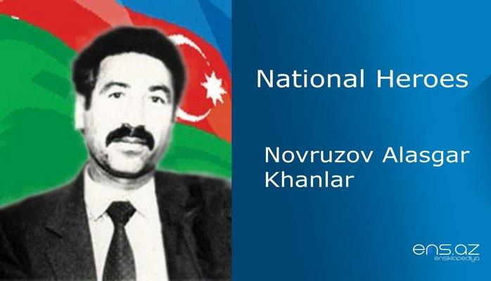 Novruzov Alasgar Khanlar