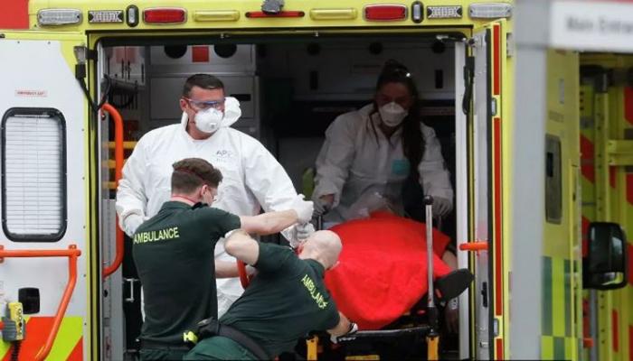 Britaniyada son sutkada koronavirusdan ölənlərin sayı kəskin artıb