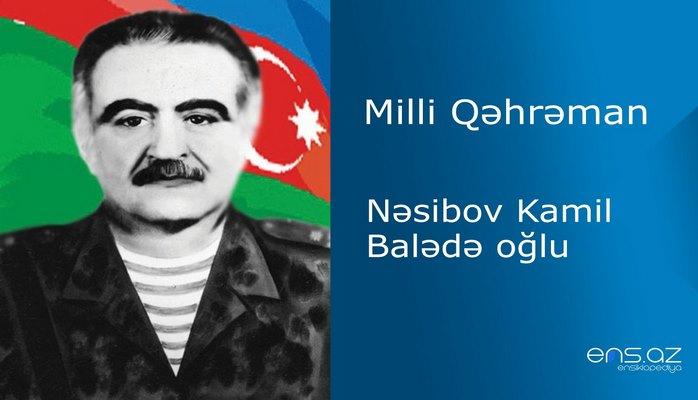 Kamil Nəsibov Balədə oğlu