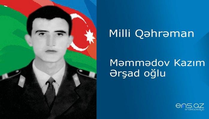 Kazım Məmmədov Ərşad oğlu
