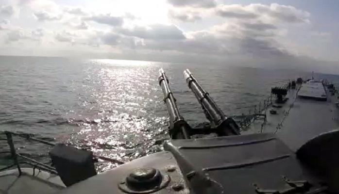 Hərbi Dəniz Qüvvələri qarşıya qoyulan tapşırıqları icra edir -