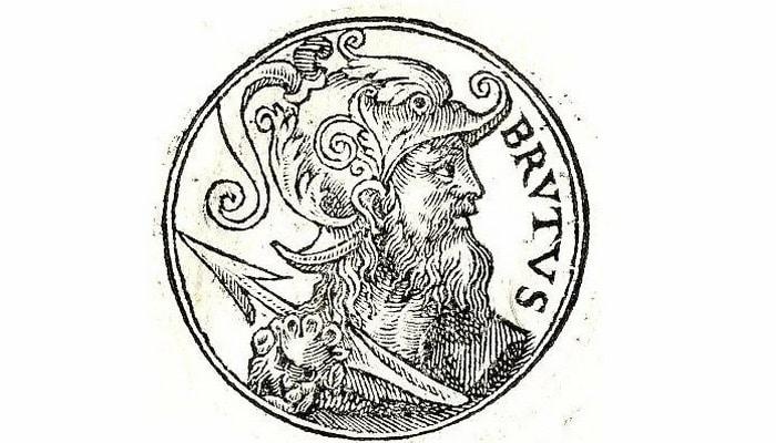 Troyalı Brut - Britaniyanın qurucusu