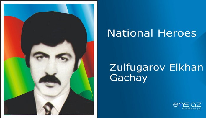 Zulfugarov Elkhan Gachay