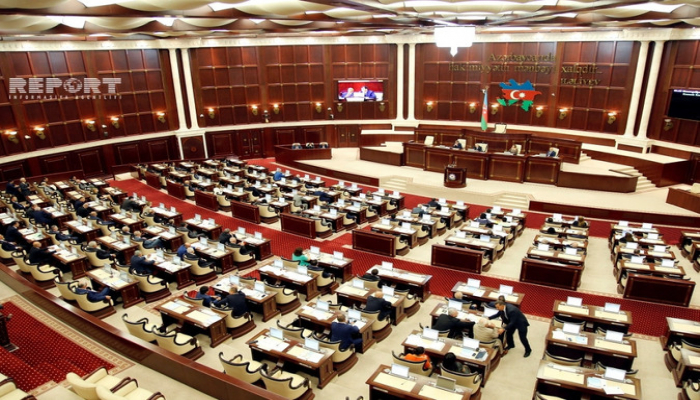 Milli Məclisin payız sessiyasında ilk komitə iclası keçirilib