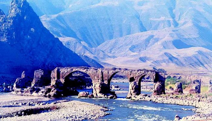 Худаферинские мосты: с древности до наших дней