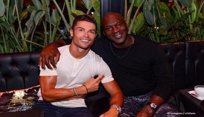 Ronaldo əfsanə ilə birlikdə: Biz tarix yaratdıq