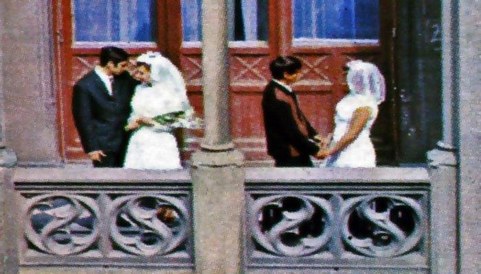 Бакинские свадьбы в советское время (ФОТО)