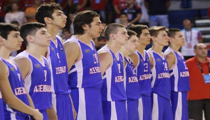 Azərbaycan və Ermənistanın basketbol yığmaları eyni qrupa düşüblər