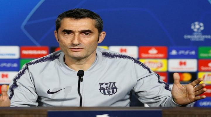 """Valverde """"Barselona""""dan qovuldu - Yeni baş məşqçi bilindi"""