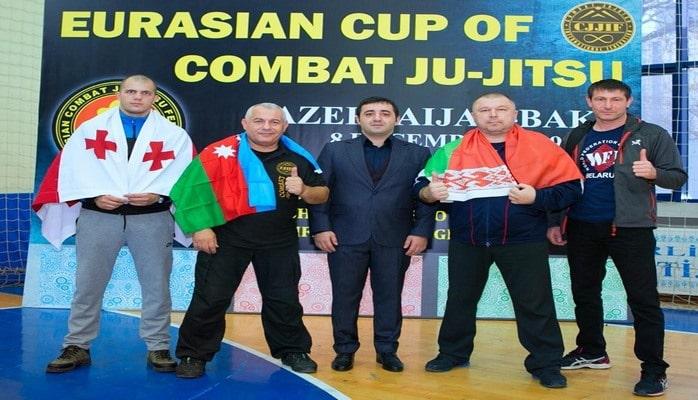 8 dekabr 2019-ci il tarixində Avrasiya Kombat Ciu-Citsu Federasiyasının təşkilatçılığı ilə növbəti beynəlxalq turnir keçirilib