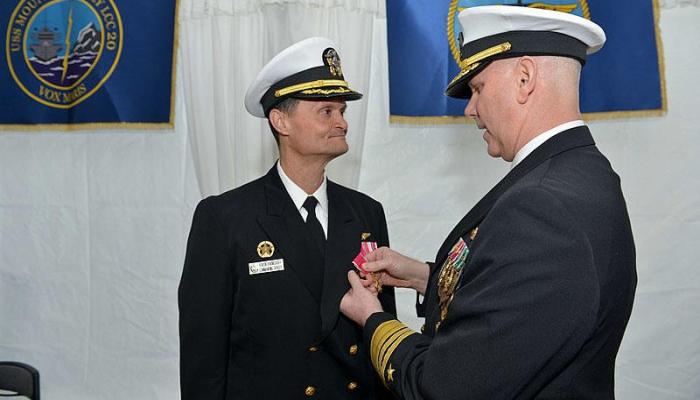 Həkimzadə ABŞ donanmasına komandan təyin olundu