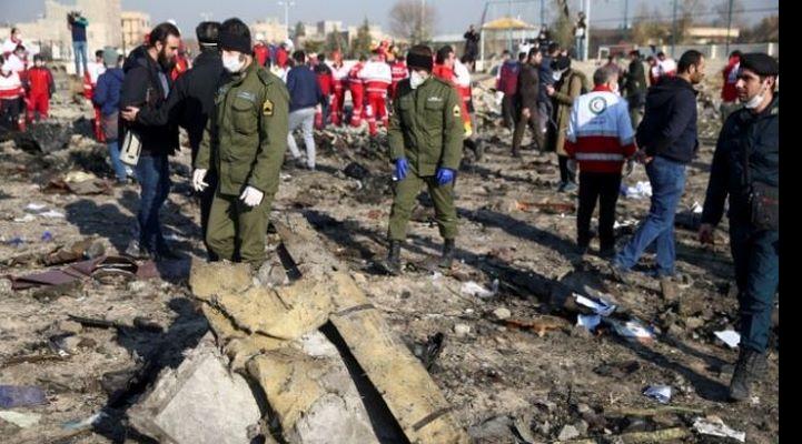 Ukrayna uçağı neden düştü? - İran'daki uçak kazası