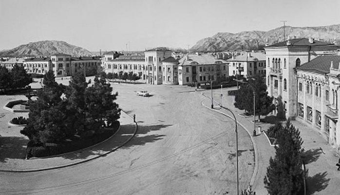 Мингячевир в 1950-1970-х годах (27 ФОТО)
