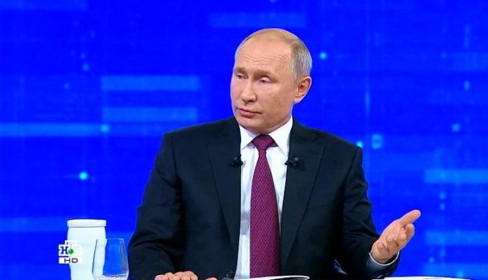 Dünya ciddi təhdidlərlə üz-üzədir - Putin