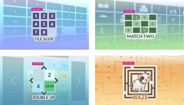 Microsoft'tan Gözle Oynanabilen 4 Oyun