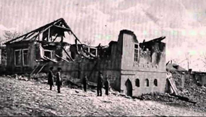 Землетрясение в Шемахе 1902 года (24 ФОТО)