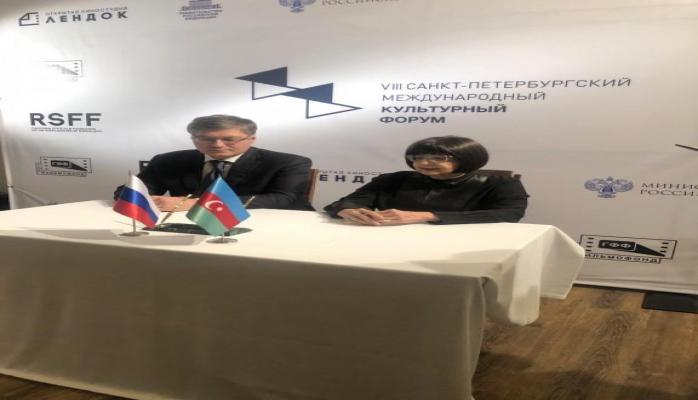 Обсуждены культурные связи между Азербайджаном и Россией