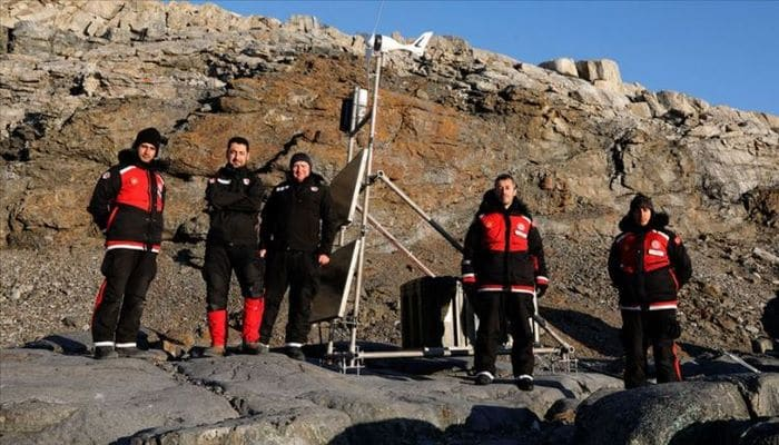 Türk bilim insanları 'Dünya'nın kara kutusu'nu araştırdı
