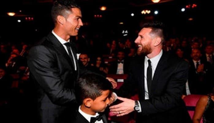 Представитель ФИФА: отсутствие Роналду и Месси в Лондоне дискредитирует футбол