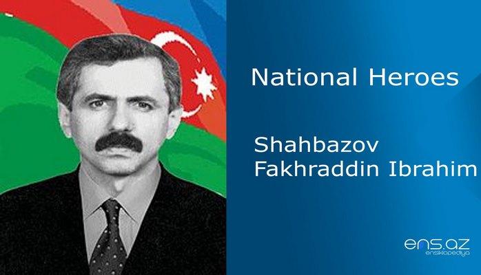 Shahbazov Fakhraddin Ibrahim