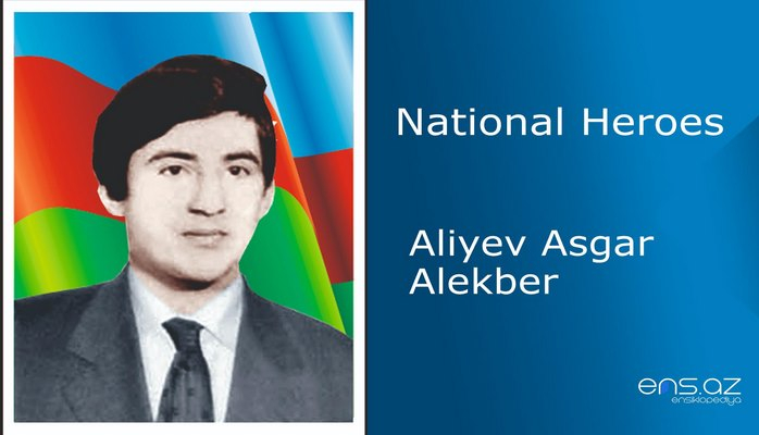Aliyev Asgar Alekber