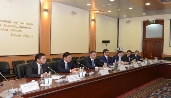 В Баку обсудили перспективы сотрудничества Азербайджана и Австрии в сфере транспорта и инновационных технологий