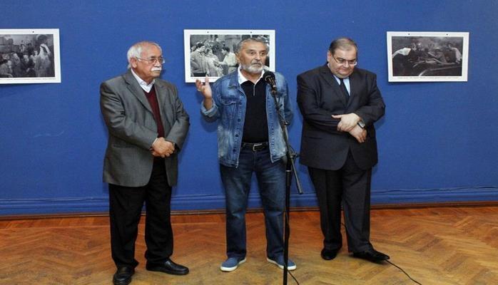В Баку представили редкие фото из кинофильмов прошлого