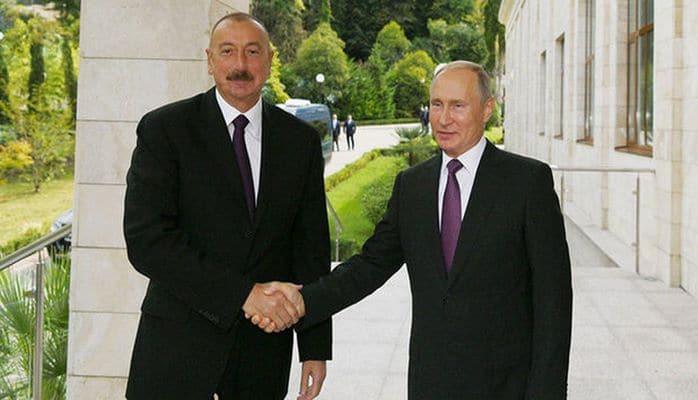 İlham Əliyev və Vladimir Putinin görüş vaxtı müəyyənləşdi