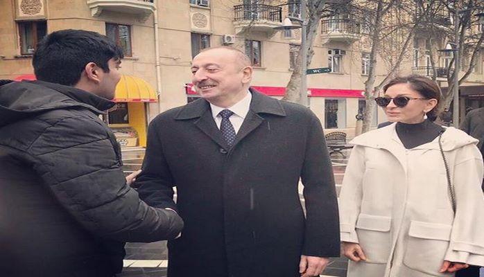 """UTECA tələbəsi: """"Prezidentimizlə görüş mənə stimul oldu"""""""