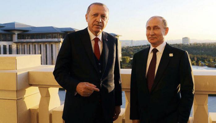 Əgər Ərdoğanın bununla bağlı narahatlığı varsa... - Putin