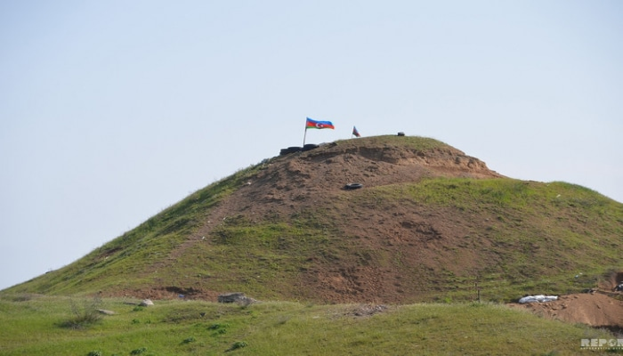 Исполняется годовщина победы Азербайджанской армии в апрельских боях