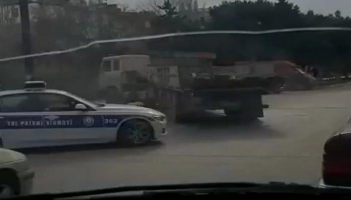 """Yol polisi bu dəfə """"Keşlə dairəsi""""ni fırlanır? - DYP-dən AÇIQLAMA"""