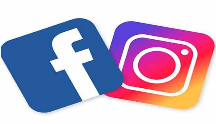 """""""Facebook"""" və """"İnstagram"""" çökdü"""