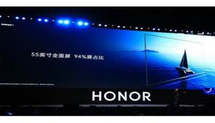 """""""Huawei"""" şirkəti """"Harmony OS"""" sistemli ilk televizor nümayiş etdirib"""
