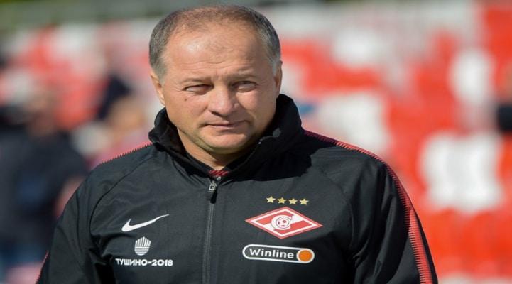 'Spartak'ın baş məşqçisi: 'Sabah'la oyun sərt alındı'
