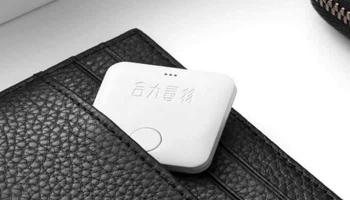 Xiaomi выпустит брелок для поиска ключей Bluetooth Key Finder
