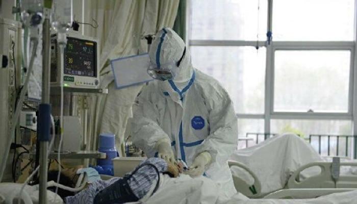 В грузинской клинике с возможными симптомами коронавируса находятся 10 человек