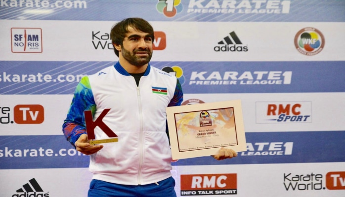İspaniyada iki karateçimizə 1000 avro pul verildi