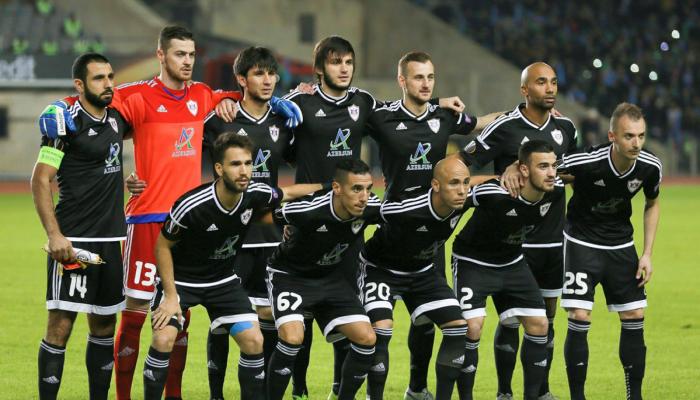 Лига Европы: «Карабах» сыграл с «Севильей»