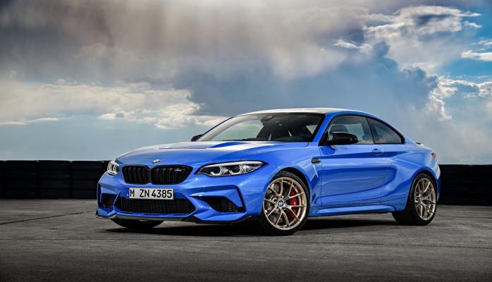 M2 CS: BMW kupenin yeni versiyasını təqdim etdi