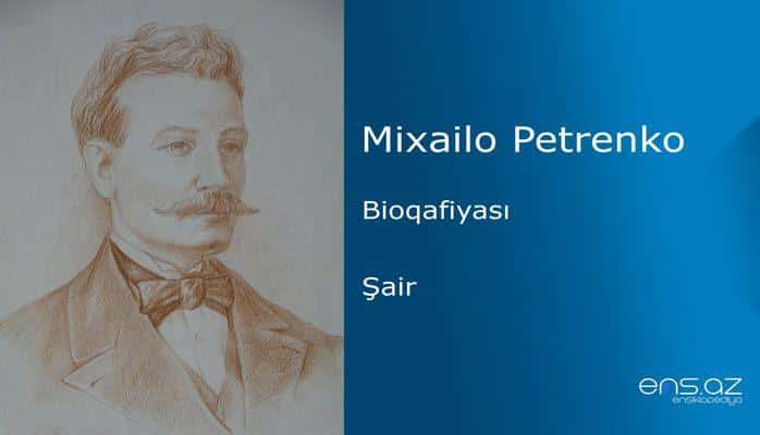 Mixailo Petrenko