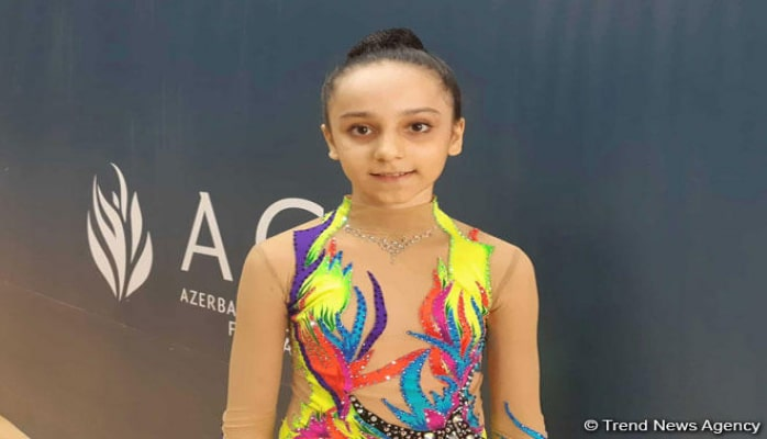 Мечтаю стать чемпионкой – юная азербайджанская гимнастка