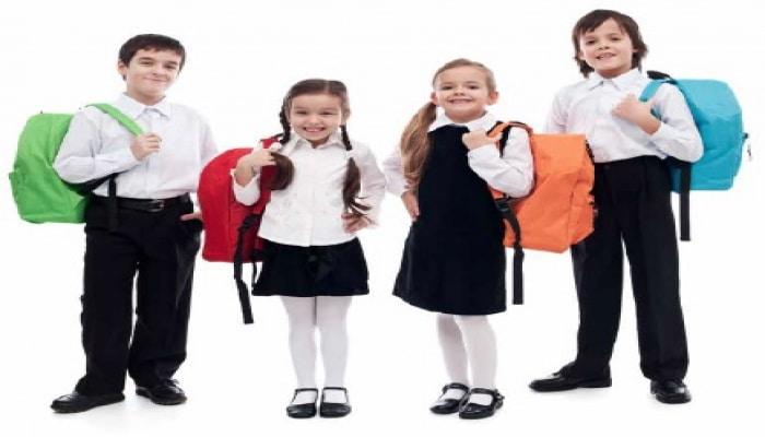 Məktəb çantalarının ağırlığı ilə bağlı