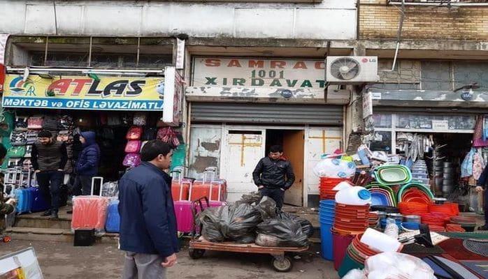 На рынке в Баку продавалось мясо по 5,5 маната за килограмм